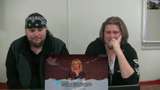 Celebrities Read Mean Tweets #11 REACTION! by Two Random Auzzies.