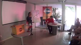 Toastmasters Chemisette  14 Abril 2015  Festival de Proyectos  Proyecto 7, Mago Flores