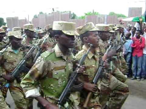 somaliland army force