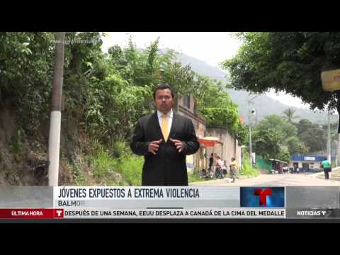 ¿Una generación perdida en El Salvador debido a la violencia? | Noticiero | Telemundo Noticias