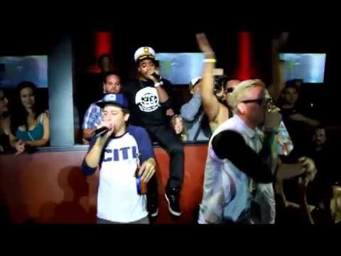 Drop City Yacht Club - Crickets (Live Video) ft. Jeremih Vocals