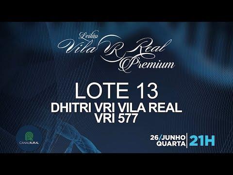 LOTE 13 (VRI 577)