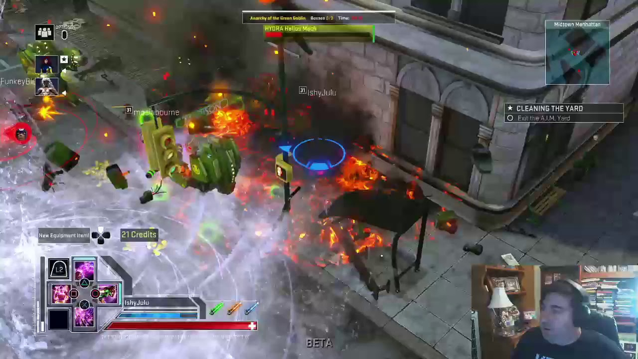 Marvel Heroes Omega: Closed Beta Gameplay!