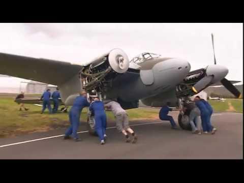 de Havilland Mosquito Restoration - Glyn Powell & Avspecs