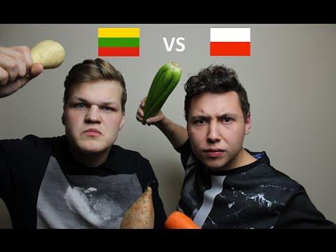 Lithuanian vs Polish Challenge!