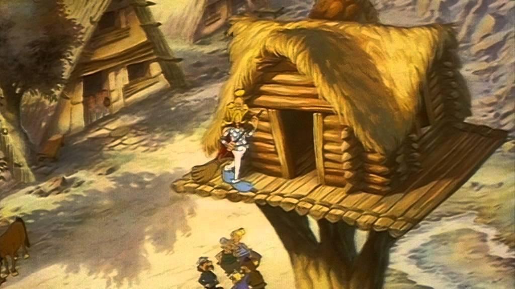 Asterix in Amerika - Trailer