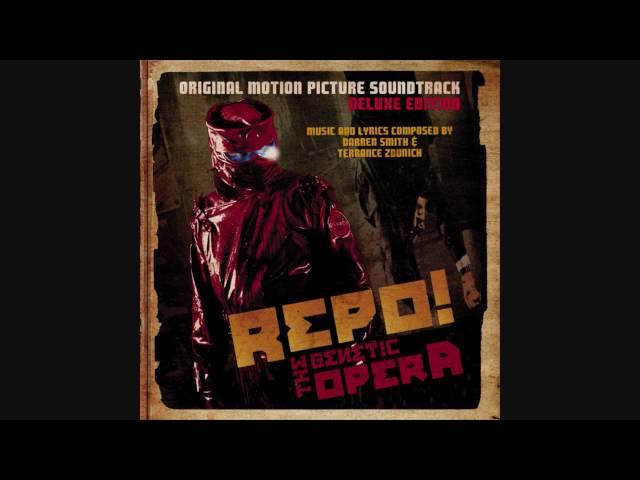 Zydrate Anatomy Lyrics - REPO! The Genetic Opera musical
