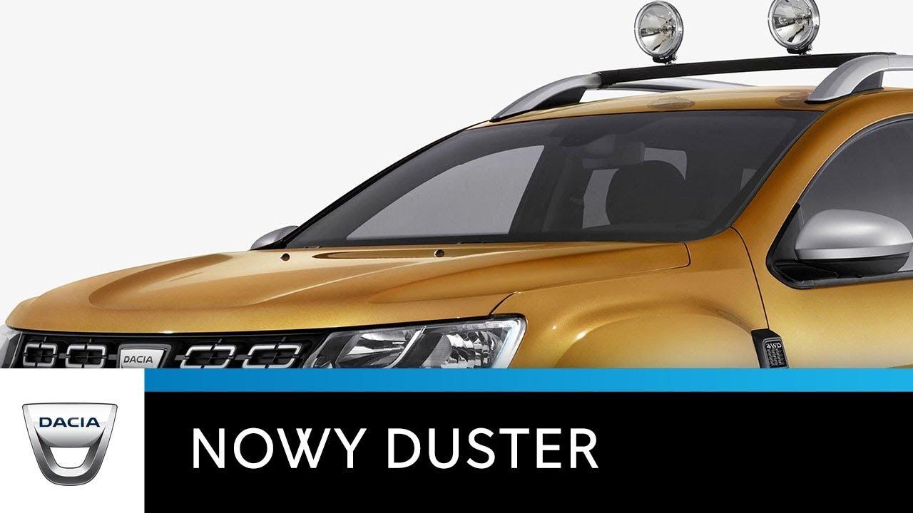 Reflektory dalekosiężne dla Dacii Duster