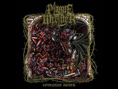 Disorder Recordings - Plaguewielder -Covenant Death-  Video Review