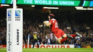 All Blacks surprised by stunning Georgia try - RWC2015