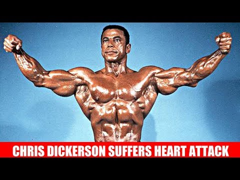1982 Mr. Olympia Chris Dickerson Suffers Massive Heart Attack