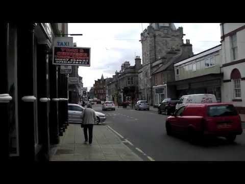 Town Centre, Nairn, Scotland