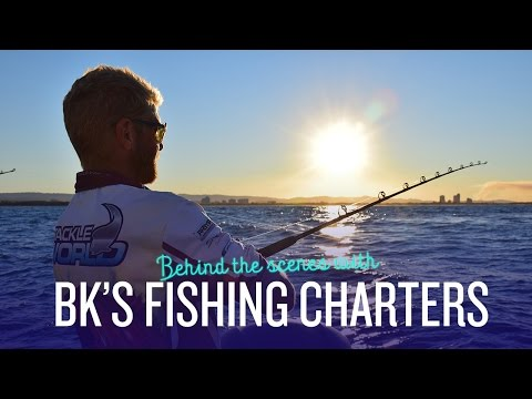 Behind The Scenes With BK's Fishing Charters