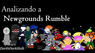 Analizando a Newgrounds Rumble [Loquendo].- DarthDarkHulk