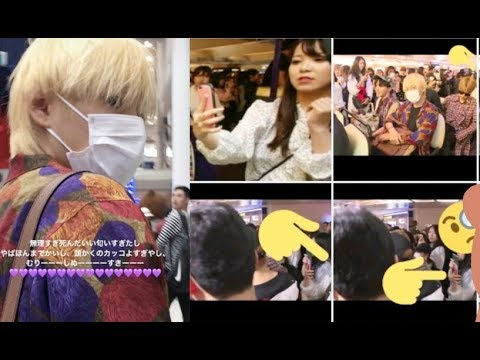 BTS V / Taehyung x Sasaeng fans airport incident: The Real Story! #IDOL