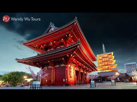 Japan Tours for Rugby World Cup 2019, Wendy Wu Tours - Unravel Travel TV