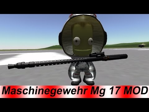 KSP Rheinmetall Maschinegewehr Mg 17 WIP NOT RELEASED