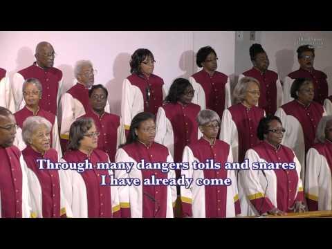 """Amazing Grace"", Trinity Choir"