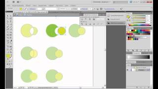 Уроки Adobe Illustrator CS5 для начинающих №2 | Leonking