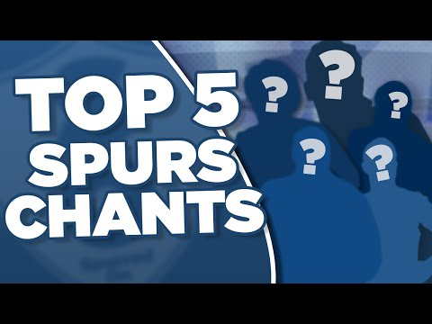 Soccer AM Smithy's Top 5 Spurs Chants!