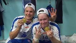 Yle Urheiluruutu - Suomi on salibandyn maailmanmestari 2018