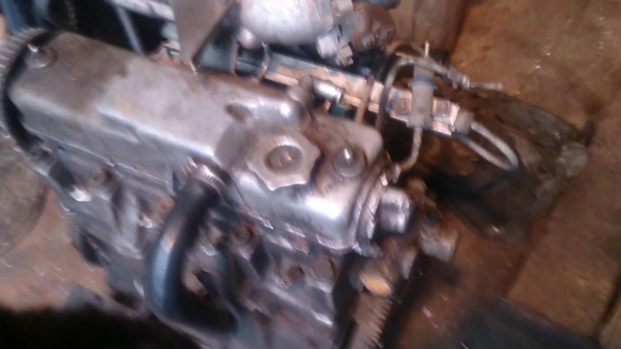 где находится номер двигателя ваз 2110-2111-2112-2109 и тд
