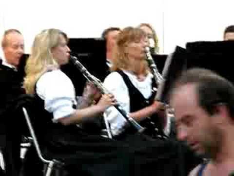 Banda di Faedo dirige Giovanni Dalfovo