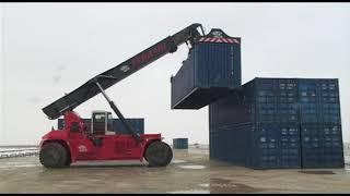 «Continental Logistics Shymkent»  телекөпір аясында іске қосылды