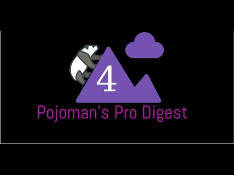 Pojoman's Pro Digest Volume 4
