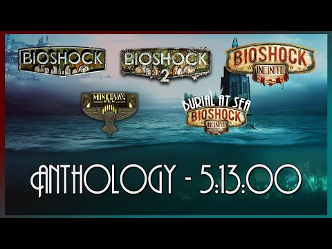 BioShock Anthology Speedrun - 5:13:00 [World Record]