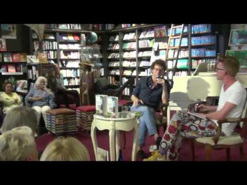 Bob Kappen interviewt Arnon Grunberg