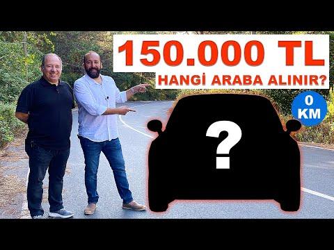 150.000 TL Altında Alınacak 0 KM Araba İncelemeleri | ÖTV Sonrası Fiyat/Performans Arabaları
