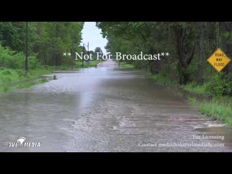 Joplin, Missouri - Flash Flooding/Roads Blocked - April 29th, 2017