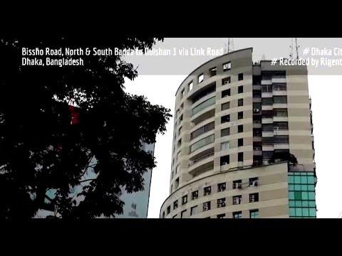 Dhaka City Drive 44 - Badda to Gulshan 01