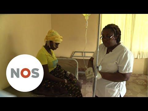 LIBERIA: Wat is er gebeurd met het hulpgeld voor ebola?