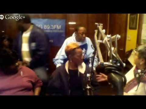 Conversation with Agnes Scott College and Clark Atlanta University  Cafeteria Workers