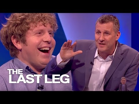 Anybody Can Start A Political Party - The Last Leg