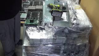 Scrapping an Intel Xeon Server Blade -Moose Scrapper #300
