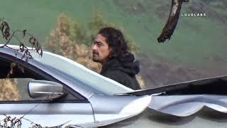 101 Freeway Standoff & Caught on Camera OIS / Calabasas  1.12.19