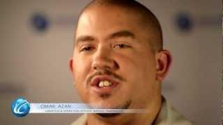 Columbus Business Solutions - Omar Azan Testimonial (Telephone) - 2012