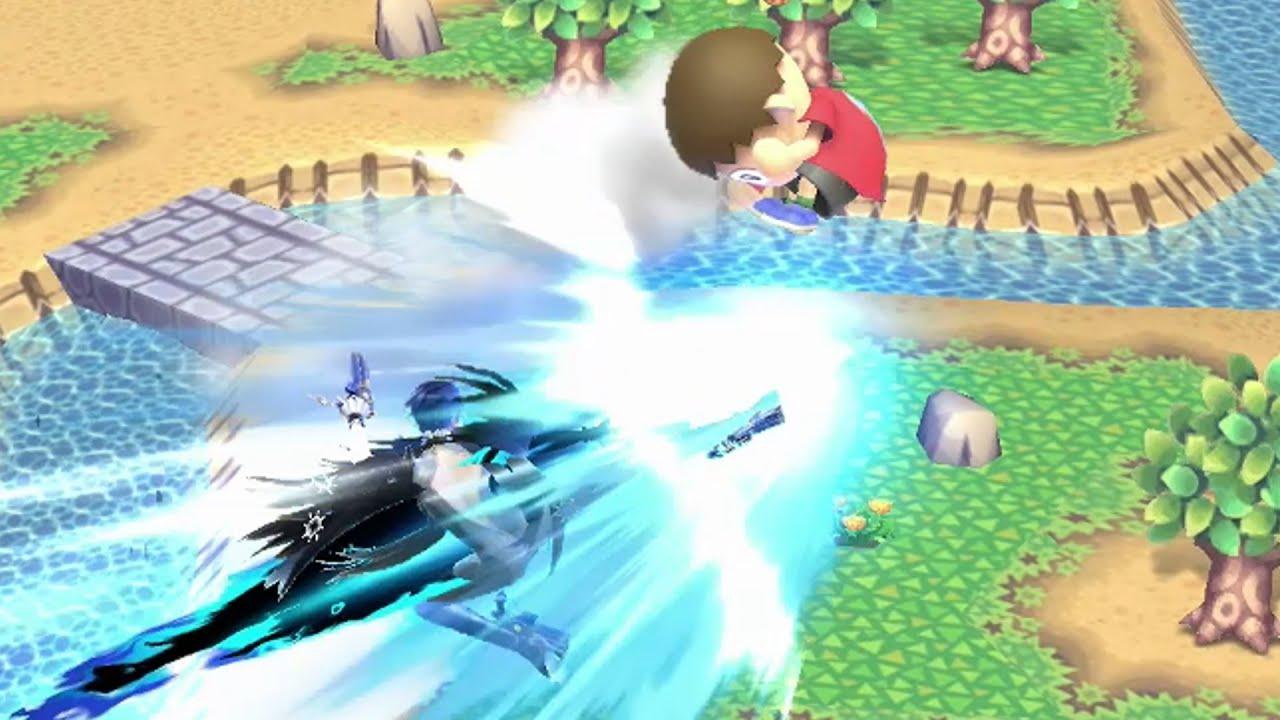 Smash 4 is Broken
