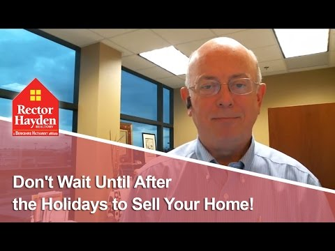 Central Kentucky Real Estate Agent: Selling your home during the holidays