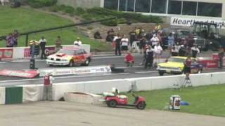 Tim Nicholson wins Super Stock at 2010 Summer Nationals in Topeka