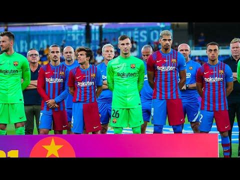 FC BARCELONA OFFICIAL TEAM PRESENTATION 2021/2022 🔵🔴