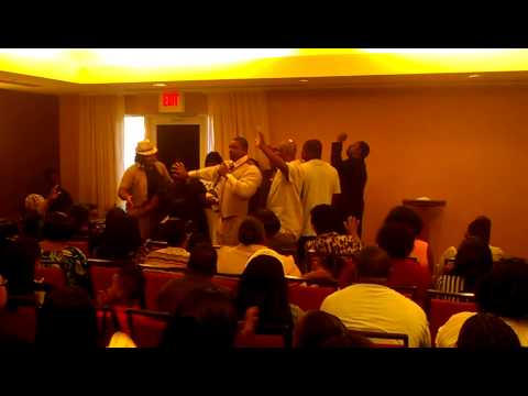 Apostle F.D. Porter (The Dew Of Refreshing)Pt.2