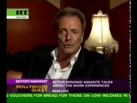 Armand Assante interview - Kazakhstan