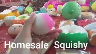 HOMESALE SQUISHY || Penjualnya Dandan Terus