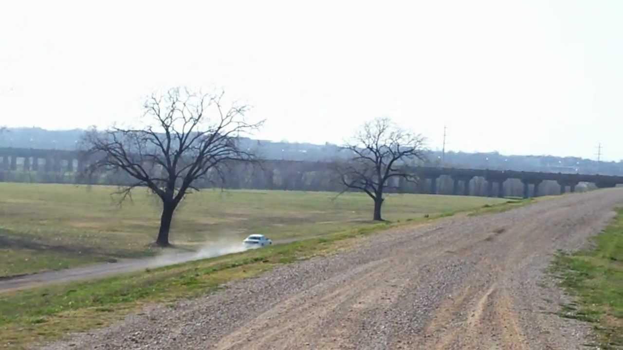 Dallas County Sheriff Chasing Dirt Bike 1 22 12 On Trinity River