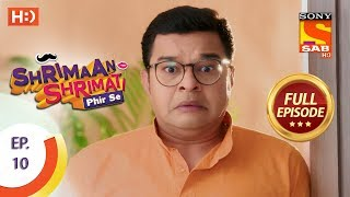 Shrimaan Shrimati Phir Se - Ep 10 - Full Episode - 26th March, 2018