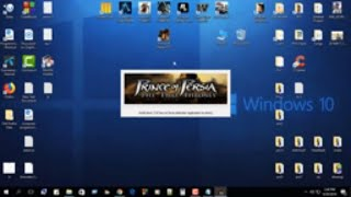 How to download and install and play prince of persia 3 - the two thrones